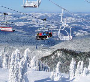 Jahorina ski