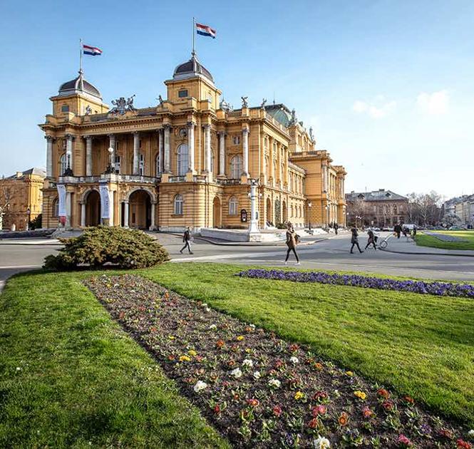 Zagreb-National-Theatre