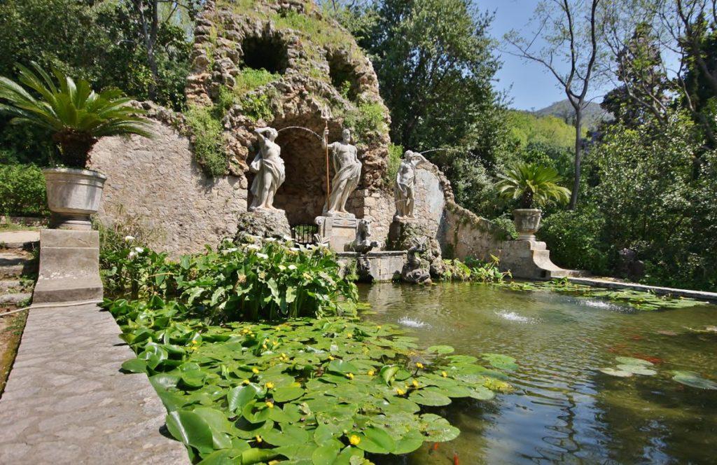 Trsteno-Arboretum