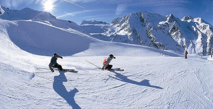 skijanje bih