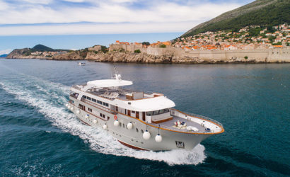 luxury cruise split dubrovnik