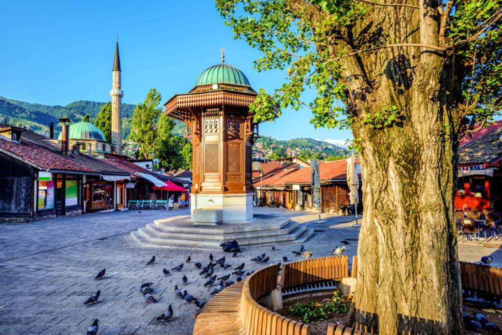 Sarajevo-barscarsija