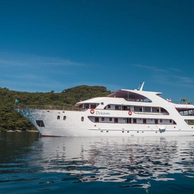 croatia cruise from split