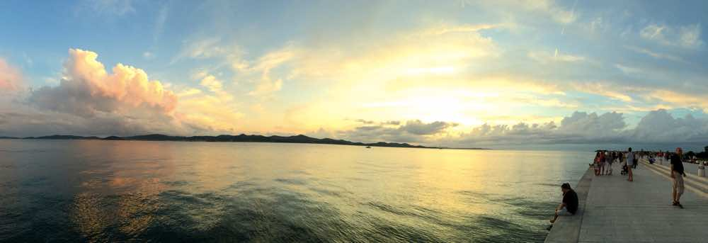 Zadar-Croatia-Sunset