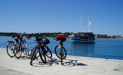 kvarner bay bike cruise