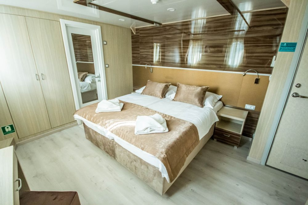 kl markan cabin