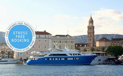 Croatia Northern Gems cruise