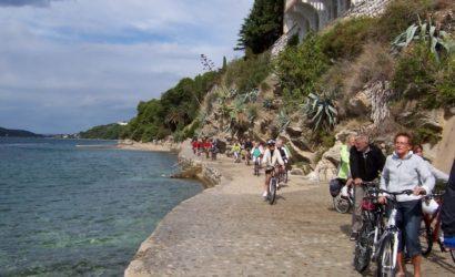 Bike Cruise Kvarner Bay from Opatija